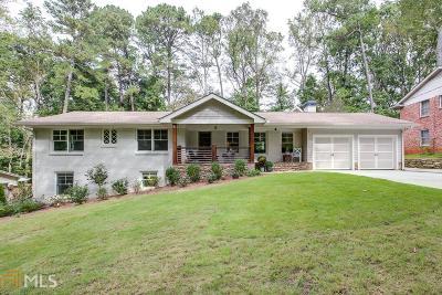 Atlanta Single Family Home New: 3064 Boxwood Dr