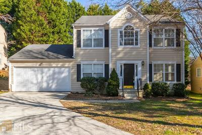Alpharetta Single Family Home New: 230 Preston Oaks Dr
