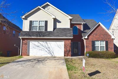 Henry County Single Family Home New: 612 Parkside Place Dr