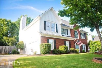 Sugar Hill Single Family Home Under Contract: 5505 Silk Oak Way