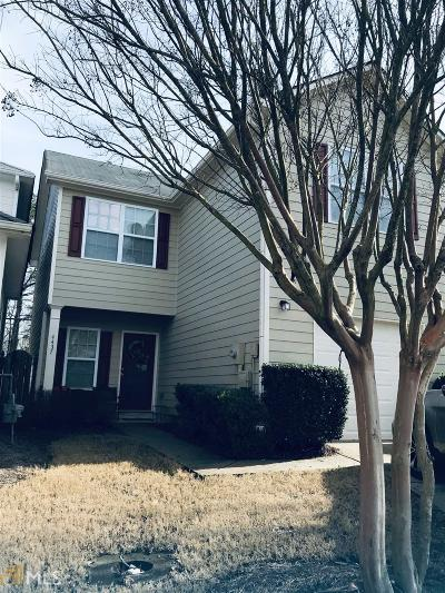 Hall County Single Family Home New: 4437 Plum Frost Ct #15