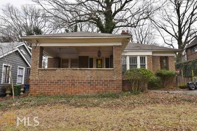 Fulton County Single Family Home New: 571 Linwood