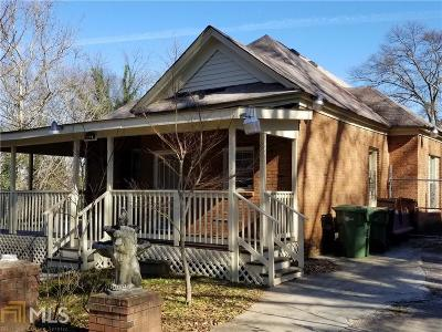 Atlanta Single Family Home New: 788 Tift Avenue