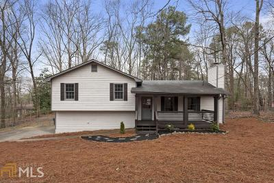Lithia Springs Single Family Home Under Contract: 2842 Janet St
