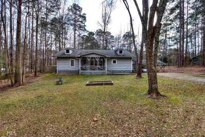 Acworth Single Family Home New: 4283 SE Bartow Carver Rd