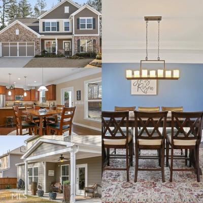 Woodstock Single Family Home New: 428 Spring View Dr