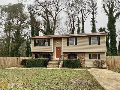 Clayton County Single Family Home New: 1744 Jarrard Avenue