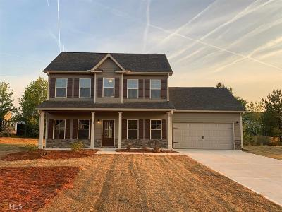 Griffin Single Family Home Under Contract: 109 Quarry Cir #39