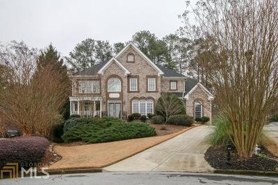 Single Family Home New: 300 Camden Creek Ct