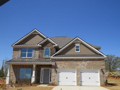 Single Family Home New: 5200 Woodline View Cir