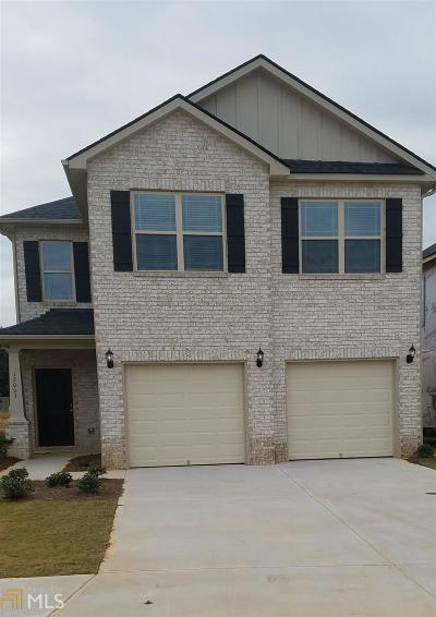Clayton County Single Family Home New: 11934 Quail Dr #3