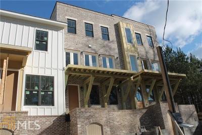 Atlanta Condo/Townhouse New: 1309 Wharton Ct #46
