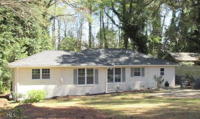 Tucker Single Family Home New: 3268 Fern Dr
