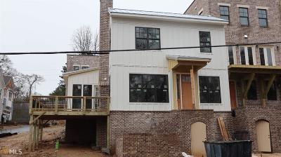 Atlanta Condo/Townhouse New: 1311 Wharton Ct #45