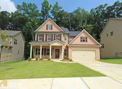 Acworth Single Family Home New: 841 Tramore Rd