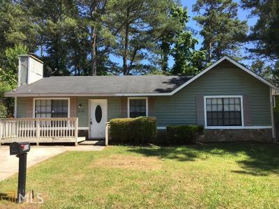 Single Family Home New: 6138 Creekford Drive