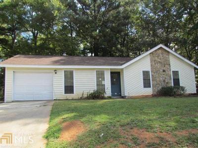 Stone Mountain Single Family Home New: 692 S Hairston Rd