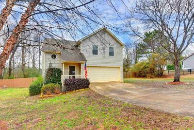 Lawrenceville Single Family Home New: 1391 Derby Downs Drive