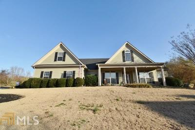 Hoschton Single Family Home For Sale: 28 Stillwater Way