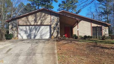 Single Family Home New: 882 Steeple Chase