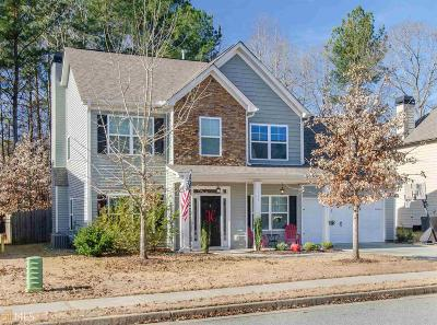 Newnan Single Family Home New: 169 Fairway Dr