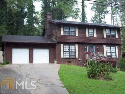 Stone Mountain Single Family Home New: 971 Willow Run