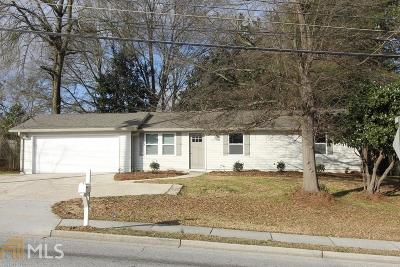Austell Single Family Home New: 3026 Humphries Hill Rd