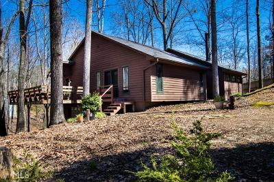 Cumming, Gainesville, Buford Single Family Home Under Contract: 9321 Cain Cir #14