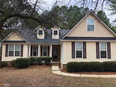 Griffin Single Family Home New: 502 Kaitlin Circle