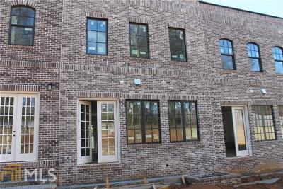Condo/Townhouse New: 1204 Wharton Ct #49