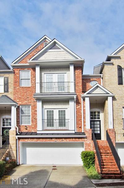 Smyrna Condo/Townhouse New: 1227 Creekside Pl