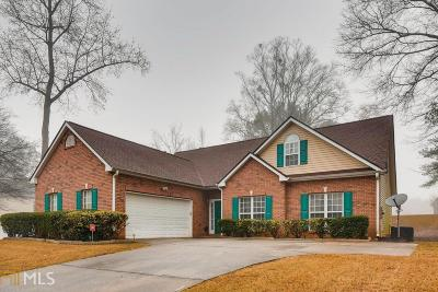 Rockdale County Single Family Home New: 3027 Kesmond Dr