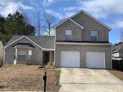 Ellenwood Single Family Home Under Contract: 5646 Sapphire Cir