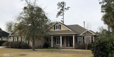 Kingsland GA Single Family Home New: $294,900