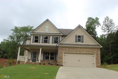 Loganville Single Family Home New: 4587 Bos Circle #107