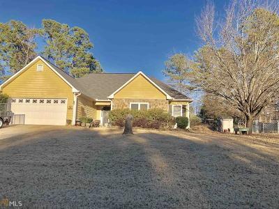 Loganville Single Family Home New: 445 Towler