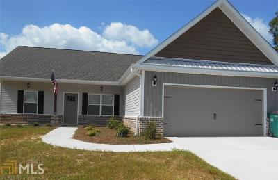 Butts County Single Family Home Under Contract: 116 Jim McMichael Rd