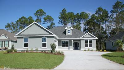 Kingsland GA Single Family Home New: $299,900