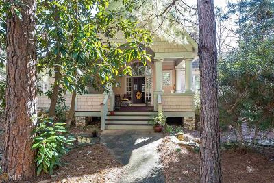 Pine Mountain Single Family Home Under Contract: 116 Longleaf Way