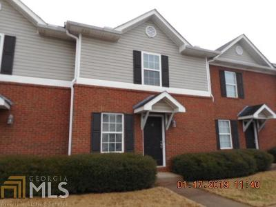 Cartersville Condo/Townhouse For Sale: 15 Middlebrook Dr