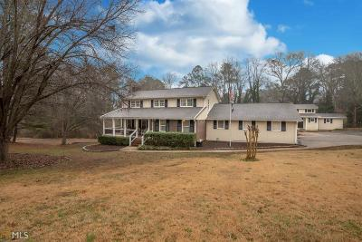 Winder Single Family Home New: 589 Green Valley Dr