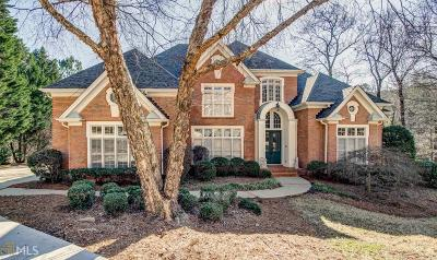 Marietta Single Family Home New: 453 Brushstroke Ct