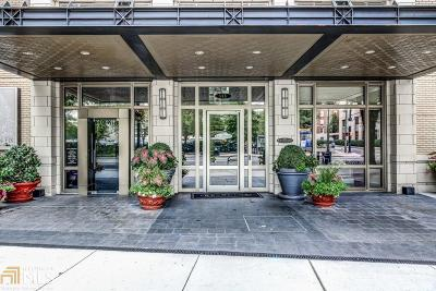 Atlanta Condo/Townhouse New: 565 Peachtree St #806