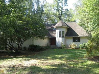 Griffin Single Family Home For Sale: 118 Southbrook Dr