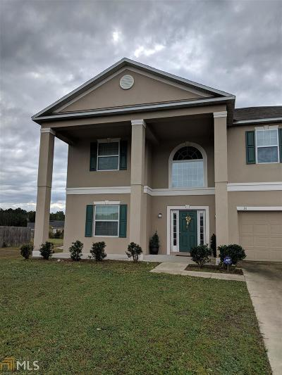 Kingsland GA Single Family Home New: $269,000
