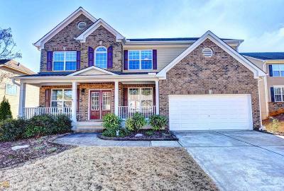 Cumming Single Family Home New: 1615 Hidden Creek Pt