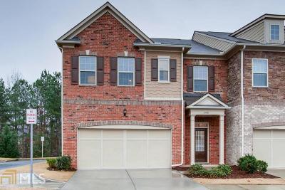 Smyrna Condo/Townhouse New: 3481 Harlan Dr