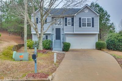 Acworth Single Family Home New: 2261 Serenity Dr