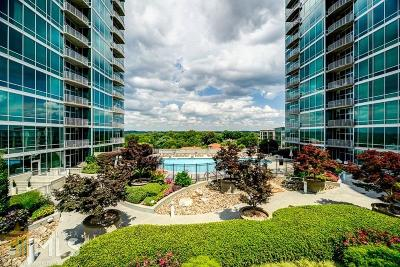 Condo/Townhouse New: 943 Peachtree St #1413