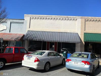 Habersham County Commercial For Sale: 121 Hodges St